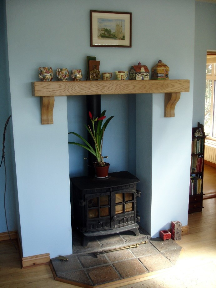 Wooden mantel piece uk